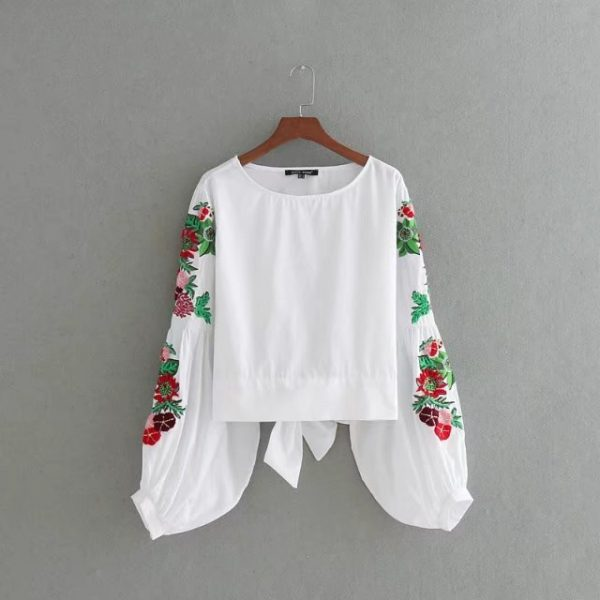 Spring Vibes Blouse