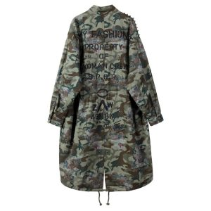 Fashion Army Jacket