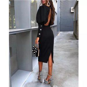 rochie neagra